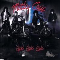 MOTLEY CRUE - Girls Girls Girls CD