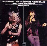 WINTER, EDGAR - Roadwork -live-