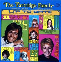 PARTRIDGE FAMILY - Up To Date LP