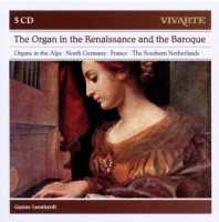 Organ In Renaissance And Ba
