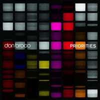 DON BROCO - Priorities Album
