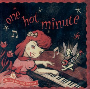 RED HOT CHILI PEPPERS - One Hot Minute Album