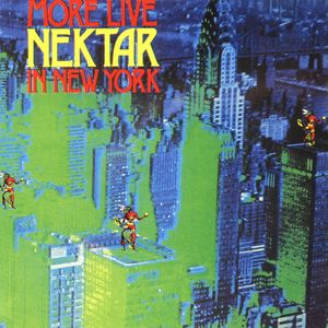 Nektar More+Live+Nektar+In+New+York CD