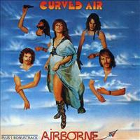 CURVED AIR - Airborne Single