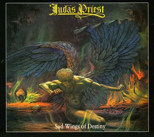 JUDAS PRIEST - Sad Wings Of.. -digi-