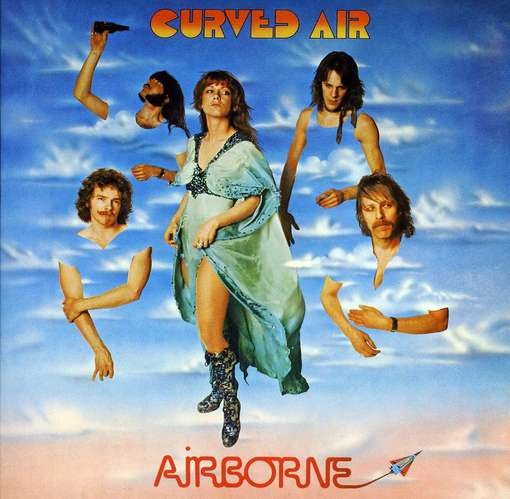 CURVED AIR - Airborne -digi-
