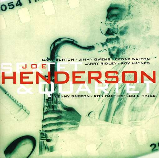 HENDERSON, JOE - In A Model Way