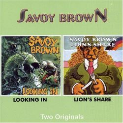Savoy Brown Lion S Share Records Lps Vinyl And Cds