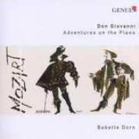 MOZART-HUMMEL-BEETHOVEN - Don Giovanni Adventures