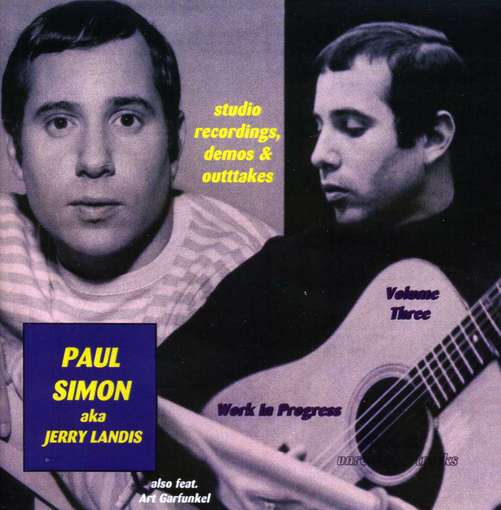 SIMON, PAUL - Studio Recordings Demos 3