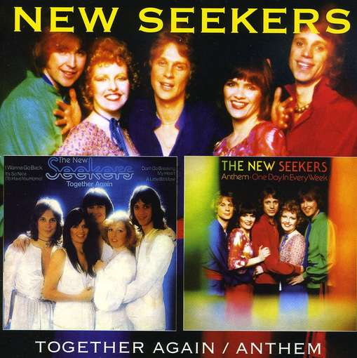 NEW SEEKERS - Together Again-anthem