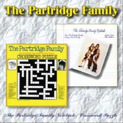 PARTRIDGE FAMILY - Partridge Family Notebook