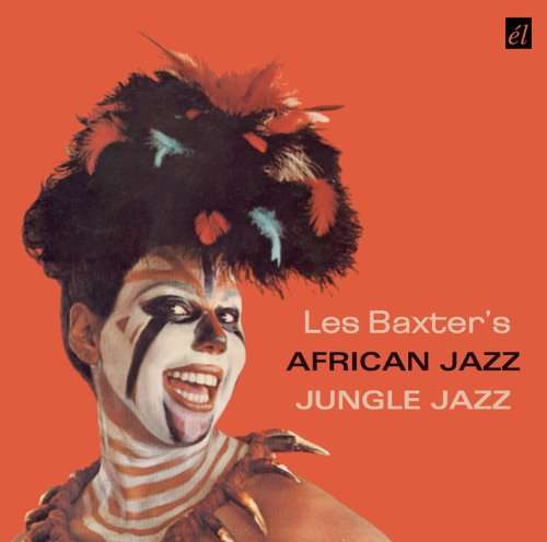 BAXTER, LES - African Jazz-jungle Jazz