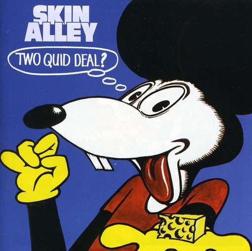 SKIN ALLEY - Two Quid Deal Record