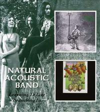NATURAL ACOUSTIC BAND - Learning To Live-branchin