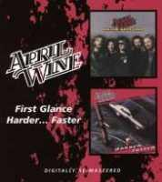 APRIL WINE - First Glance-harder..fast