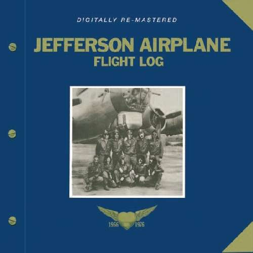 JEFFERSON AIRPLANE - Flight Log