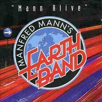 MANFRED MANN'S EARTH BAND - Mann Alive CD