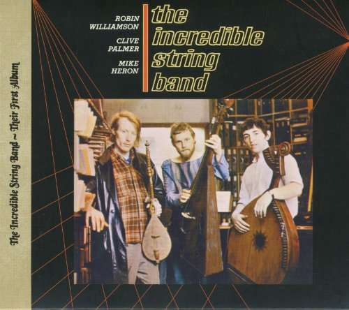 INCREDIBLE STRING BAND - Their First Album