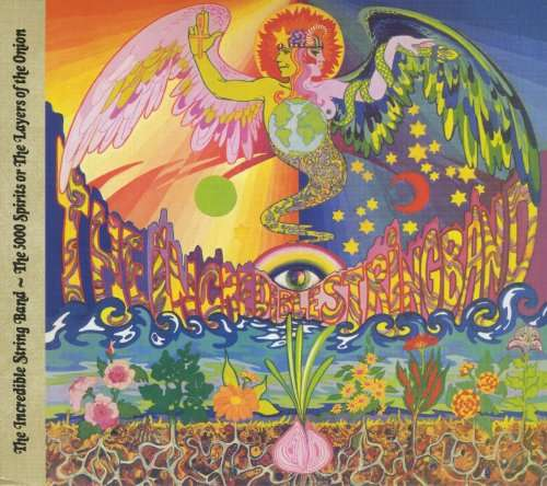 INCREDIBLE STRING BAND - 5000 Spirits Or The..