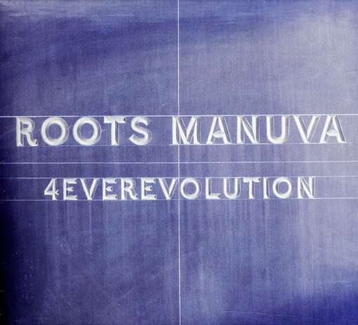 ROOTS MANUVA - 4everrevolution