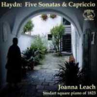 Five Sonatas And Capriccio