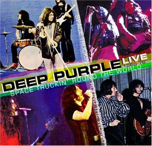 DEEP PURPLE - Best Of Live 68-76 Record