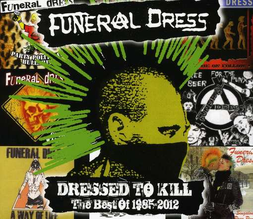 FUNERAL DRESS - Dressed To Kill -ltd-