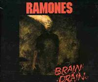 RAMONES - Brain Drain + 1