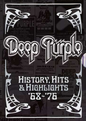 DEEP PURPLE - History Hits And..