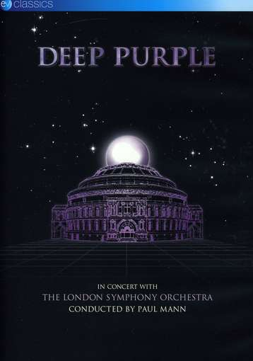 DEEP PURPLE - In Concert With The Londo