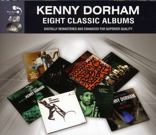 Kenny Dorham 8 Classic Albums Records Vinyl And Cds