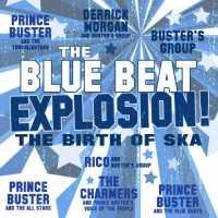 VARIOUS ARTISTS - Blue Beat Explosion
