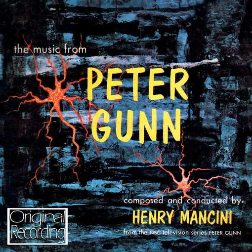 MANCINI, HENRY - Music From Peter Gun Tv..