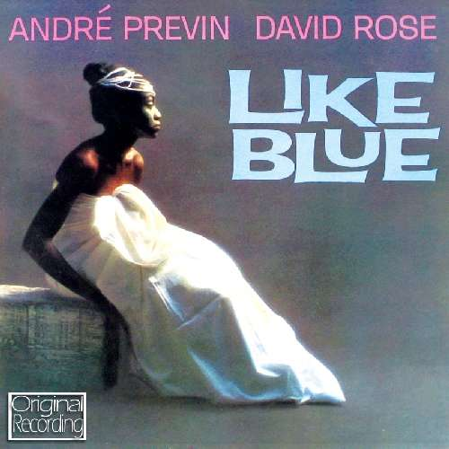 PREVIN, ANDRE - Like Blue Album