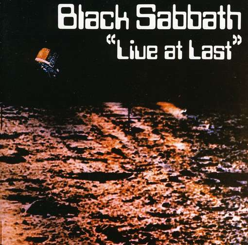 BLACK SABBATH - Live At Last CD