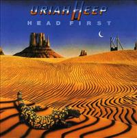 URIAH HEEP - Head First Record
