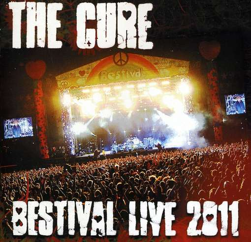 CURE - Bestival Live 2011 CD