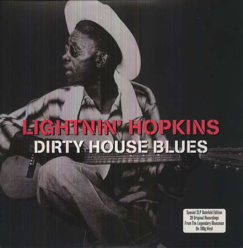 HOPKINS, LIGHTNIN' - Dirty House Blues -180gr-