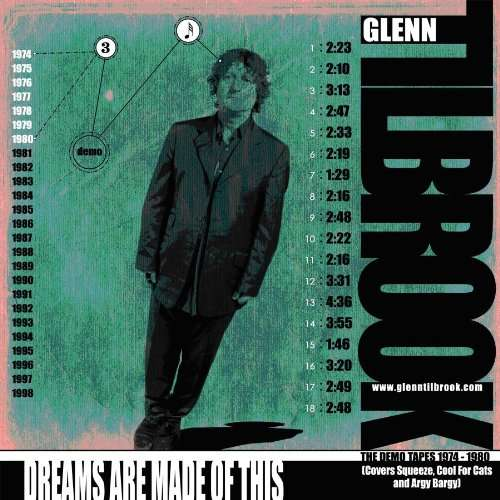 TILBROOK, GLENN - Dreams Are Made Of This