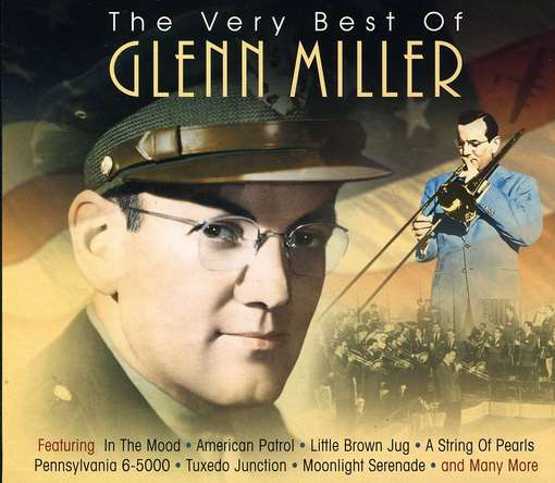 MILLER, GLENN - Very Best Of -58tr-