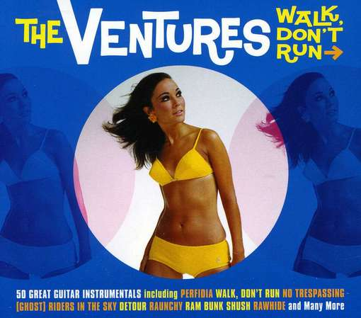 VENTURES - Walk Don't Run -2cd-