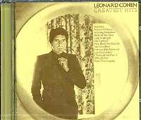 COHEN, LEONARD - Greatest Hits Record
