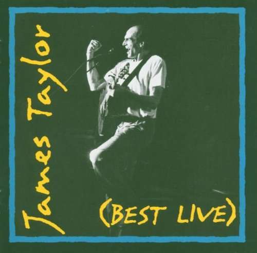 TAYLOR, JAMES - Best Live -17tr-