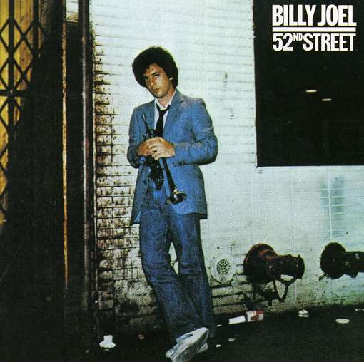 JOEL, BILLY - 52nd Street Single