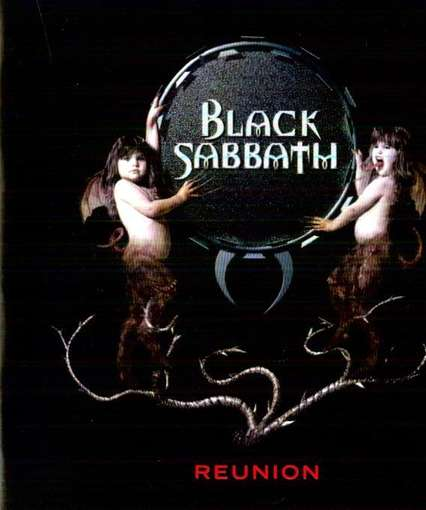 Reunion -live '97- - BLACK SABBATH