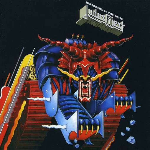 JUDAS PRIEST - Defenders Of The Faith+2