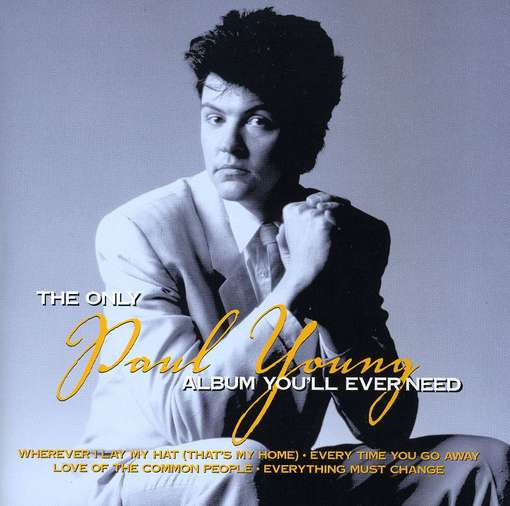 Only Paul Young Album