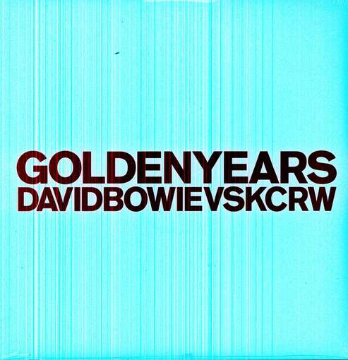 BOWIE, DAVID - Golden Years -remix-ep-