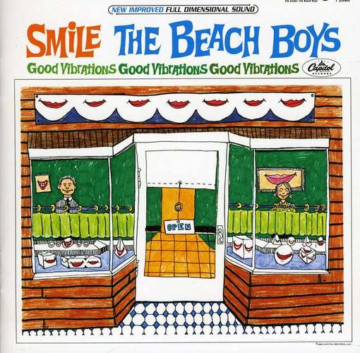 BEACH BOYS - Smile Sessions -1cd-